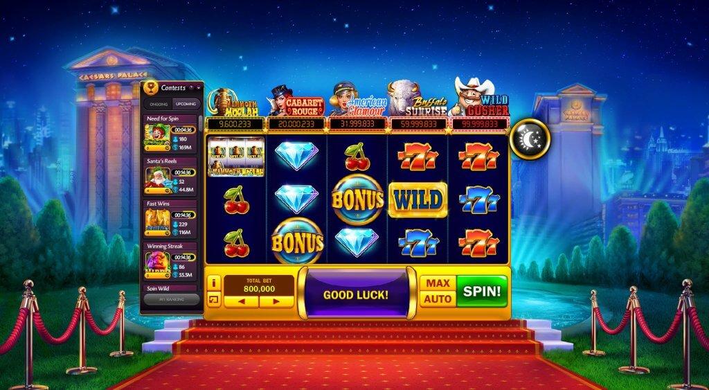 Power Shot Jackpot Casino Game