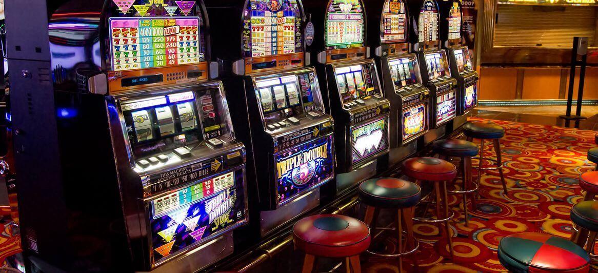 slot machines odds