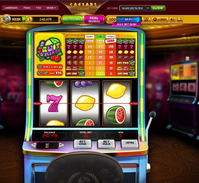 Best Slots Games Caesars Games