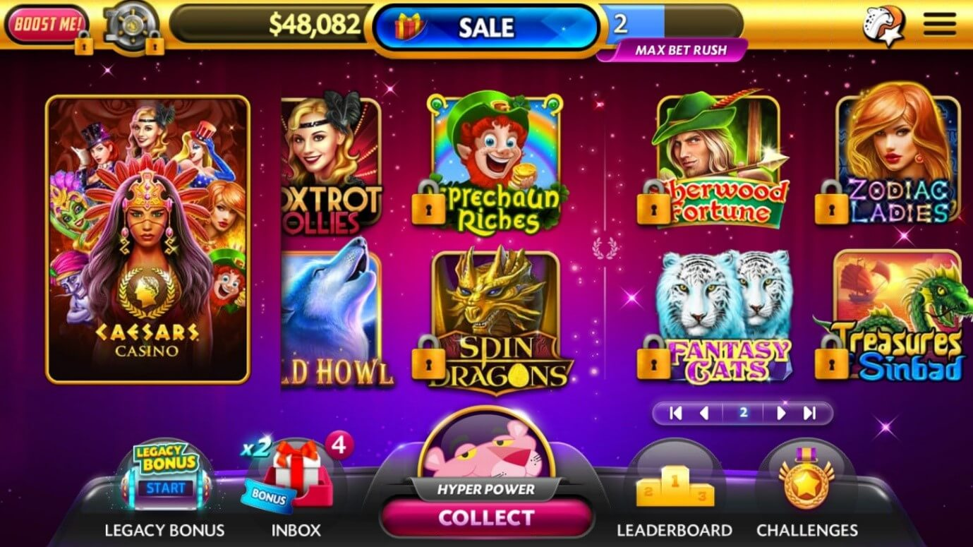 Can You Win Real Money On Slot Apps Caesars Games