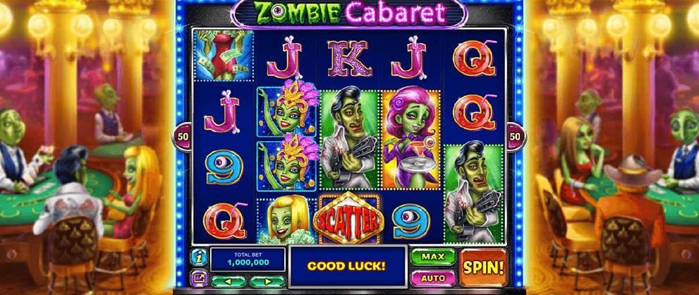 vegas zombies free slots caesars casino