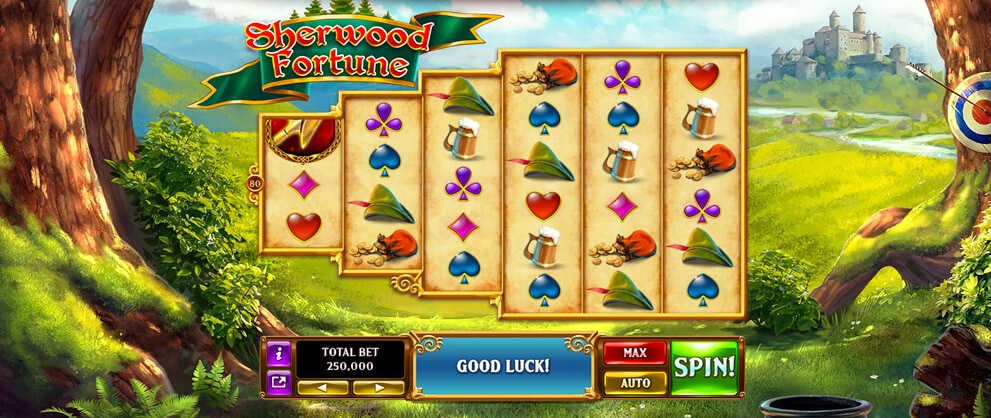 scherwood fortune free slots caesars casino