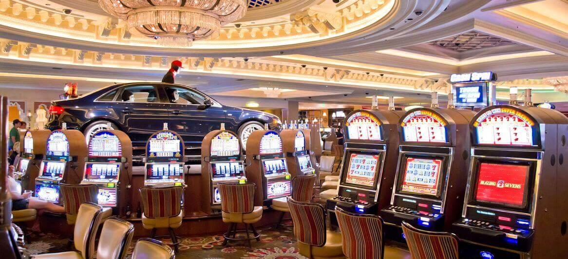 Online Casino Slotmaschinen