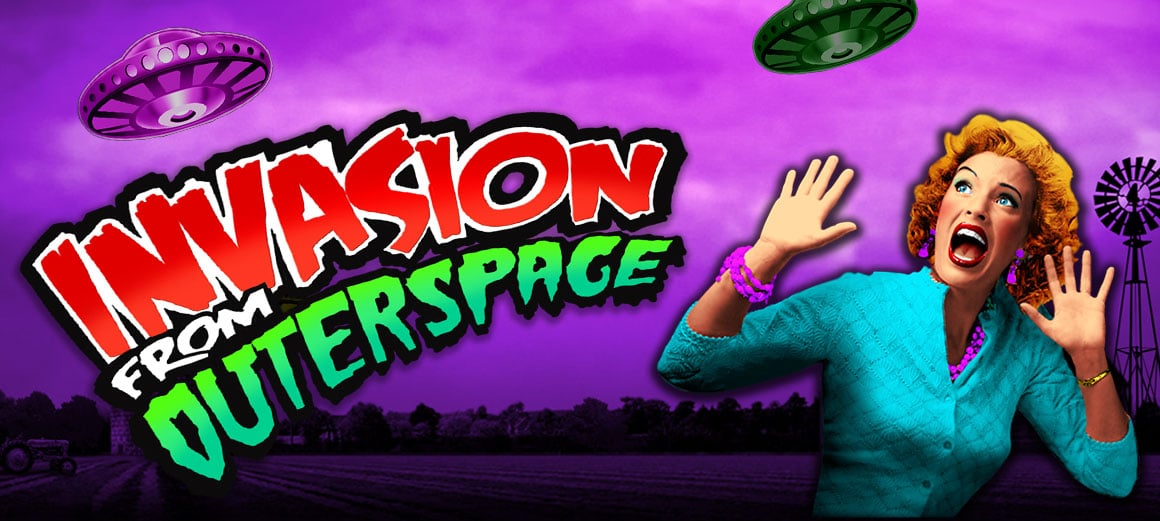 invasion from outerspace