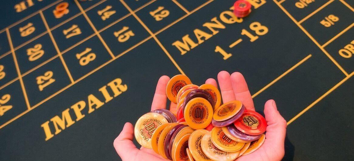 gambling career
