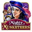 Mighty Musketeers - free slot game