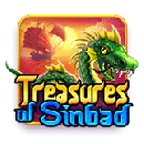 Treasures of Sinbad - free slot game