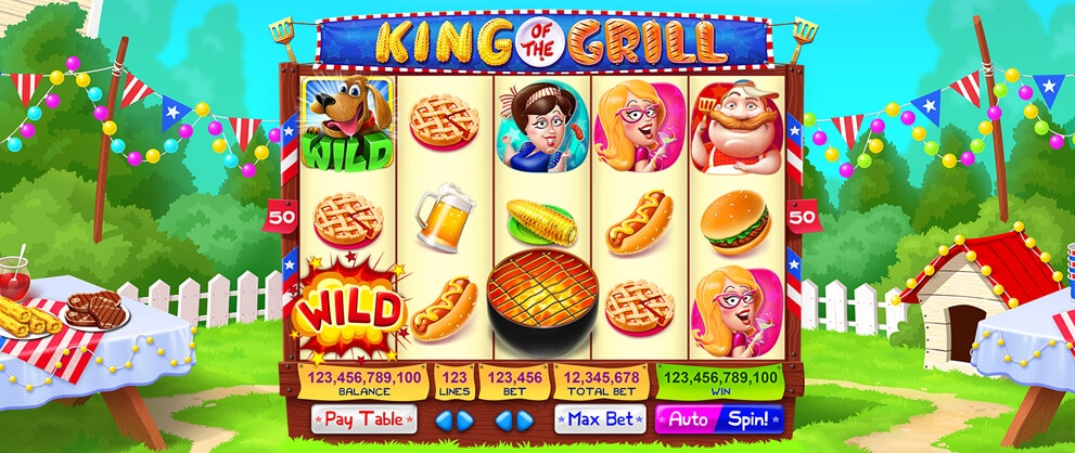 King of the Grill Main Image