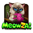 Meowza - free slot game