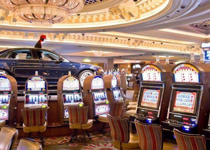 Do Casinos Control Slot Machines