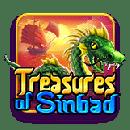 Treasures of Sinbad - free slot game