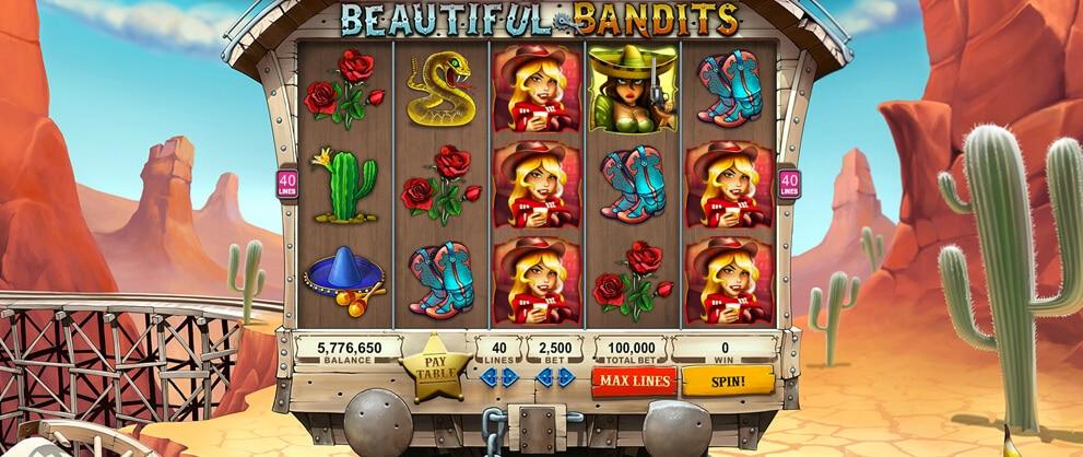 wild west theme slots caesars casino